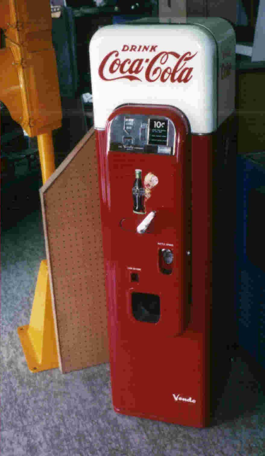vending machines persuasive essay